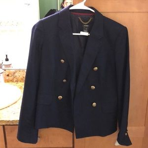 Jcrew navy blazer